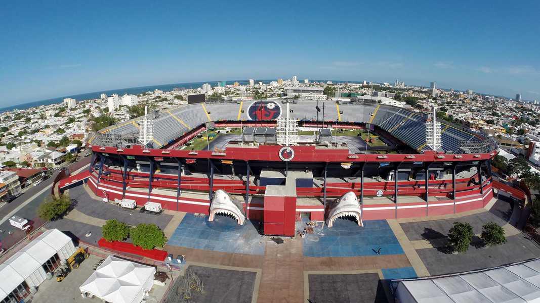 Liga MX: Roban oficinas de los Tiburones Rojos de Veracruz