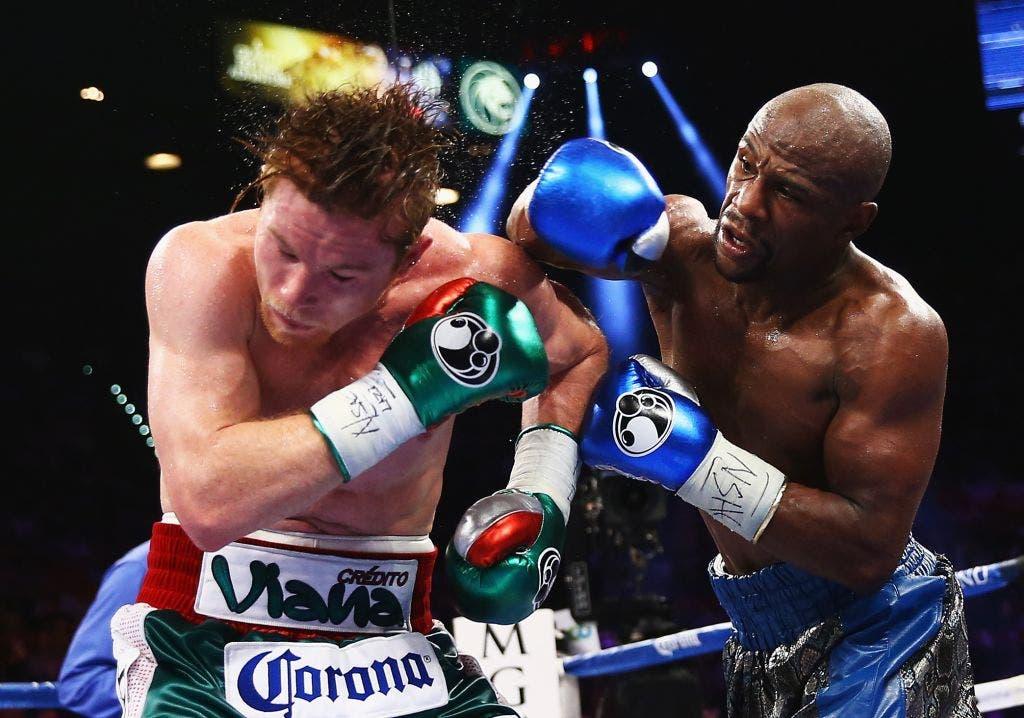 Para Canelo, Mayweather resta credibilidad al boxeo