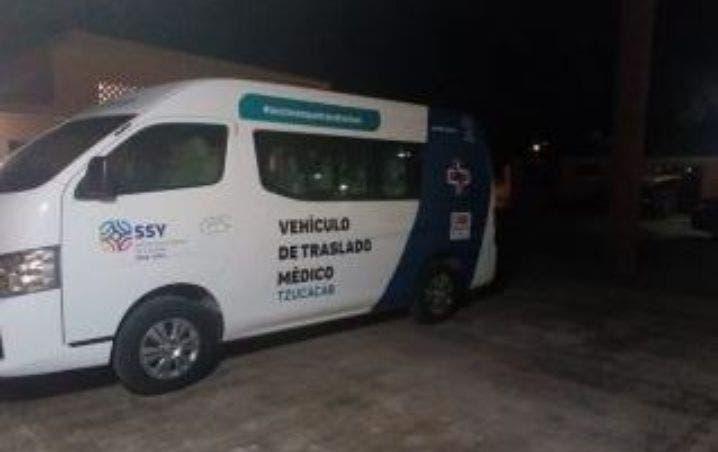 ¡Cuatro ambulancias decomisó el gobierno de Yucatán por el mal uso que le daban!
