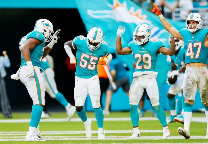 NFL: Los Miami Dolphins anuncian ganadores del Premio por Equipos 2018