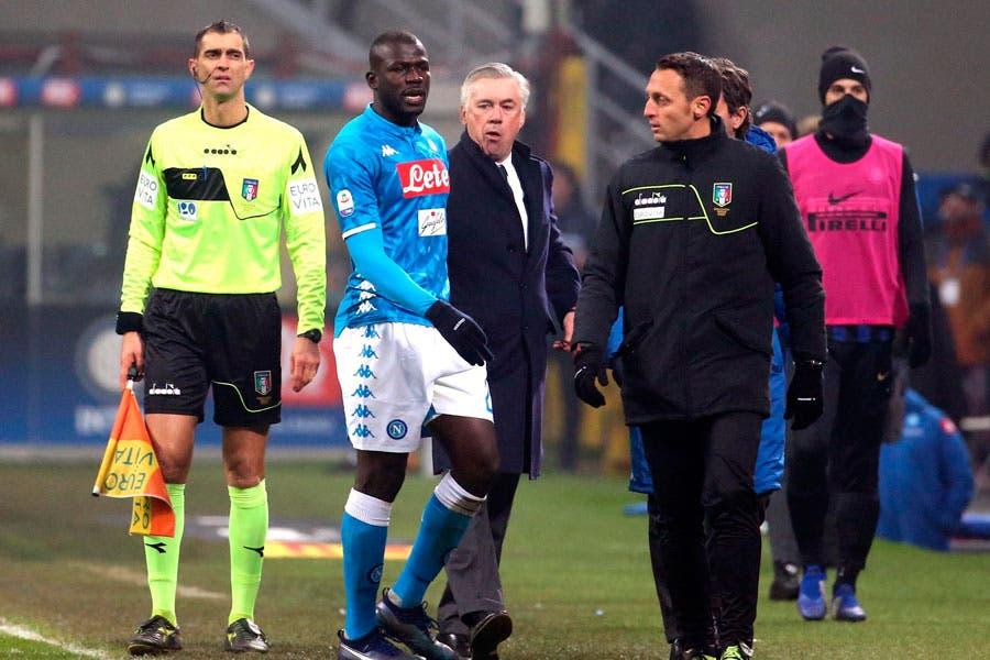 Serie A: Koulibaly Kalidou, se declara orgulloso de su color