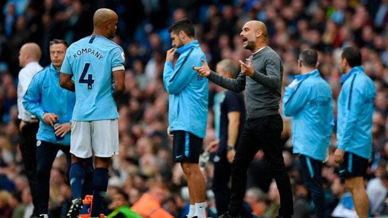 Manchester City podría ser eliminado de la Champions