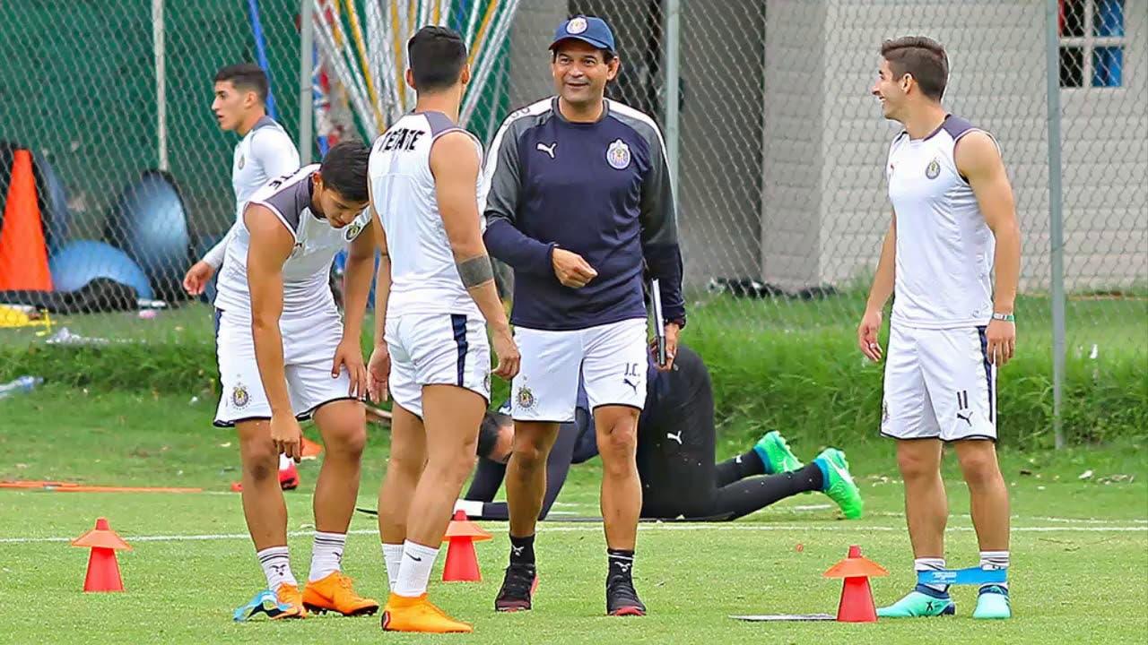 Liga MX: Las Chivas regresan al entrenamiento de cara al Clausura 2019