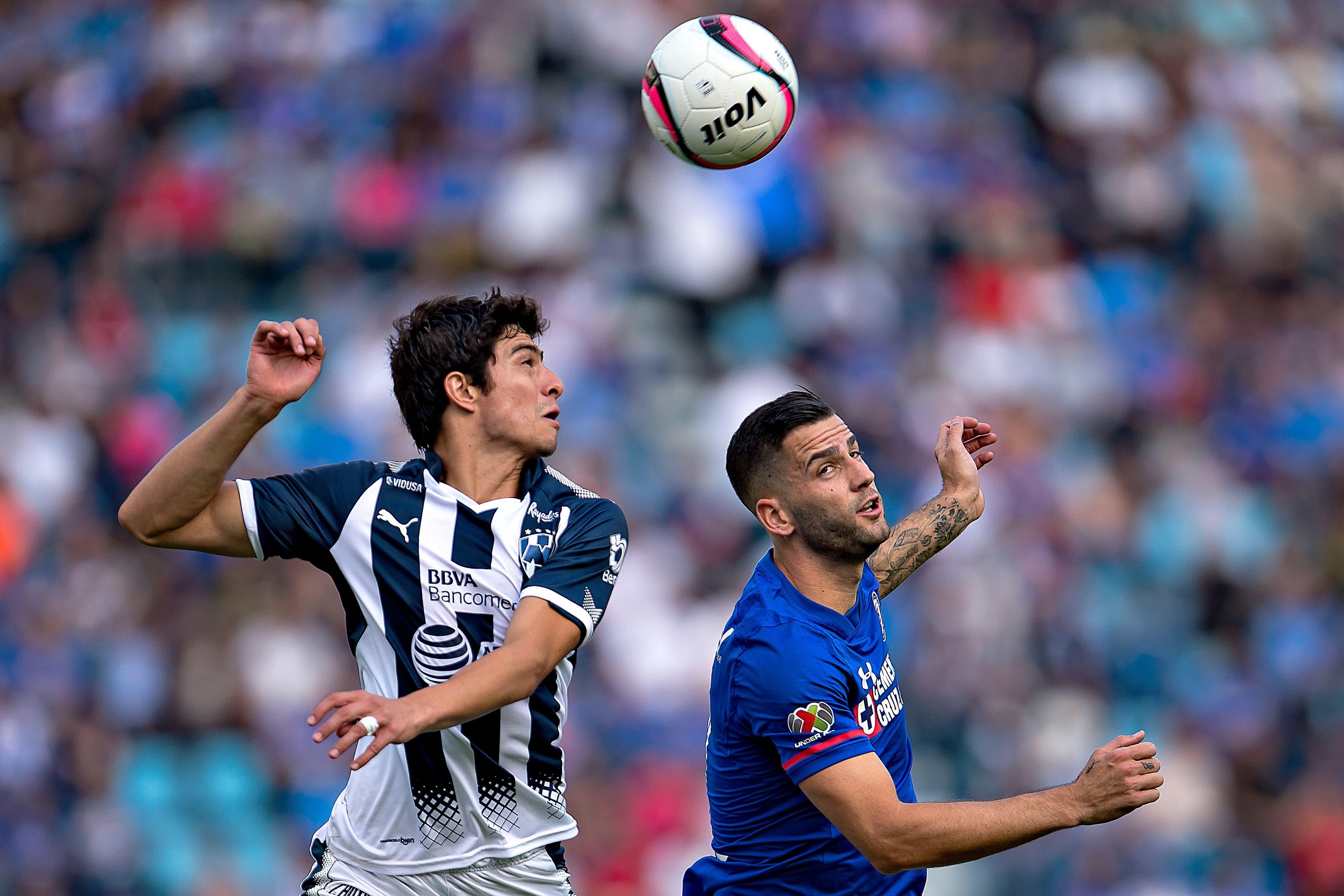 Liga MX: En vivo Monterrey vs Cruz Azul Semifinales Apertura 2018