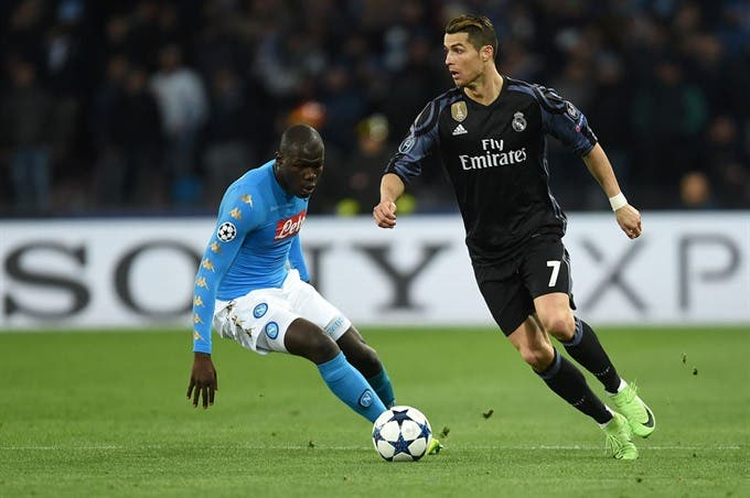 Serie A: Cristiano Ronaldo reprueba actos racistas contra Koulibaly Kalidou