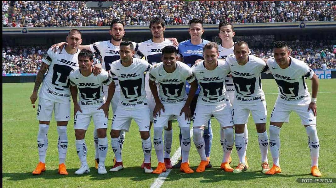 Liga MX: Filtran posible tercer uniforme de Pumas para Clausura 2019