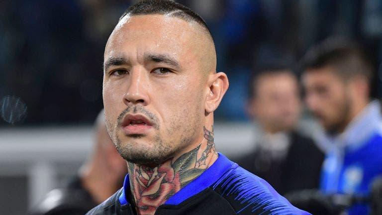 Serie A: Inter de Milán suspende a Radja Nainggolan