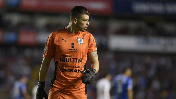 Liga MX: ¿Tiago Volpi pone en duda continuidad con Querétaro?