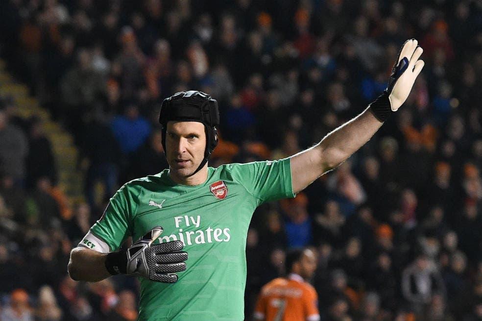 Petr Cech anuncia su retiro para final de temporada
