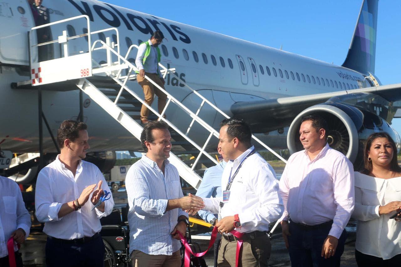 Garantiza Pedro Joaquín desarrollo turístico sustentable de Cozumel