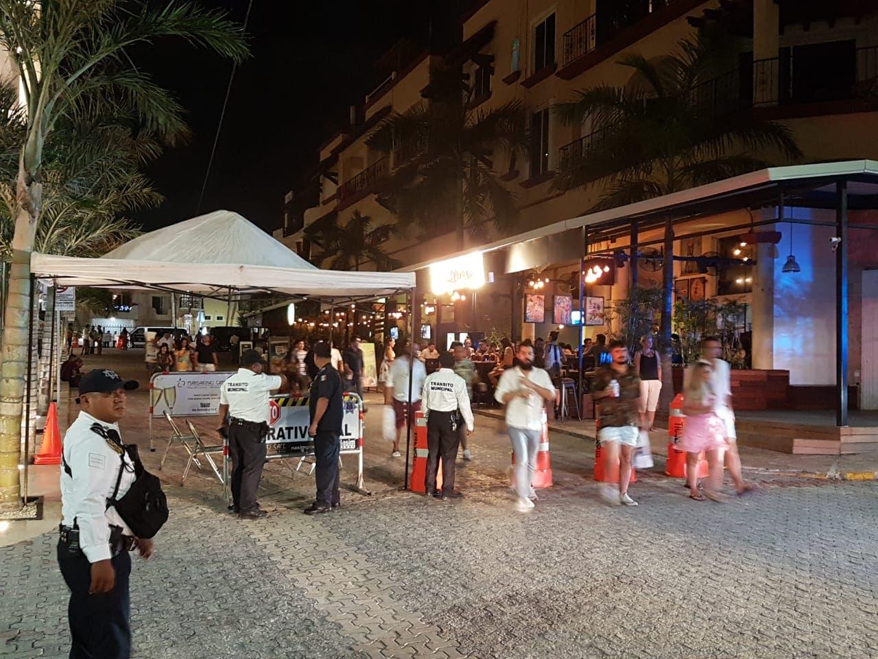 Festejos de inicio de año en Playa deja 11 detenidos