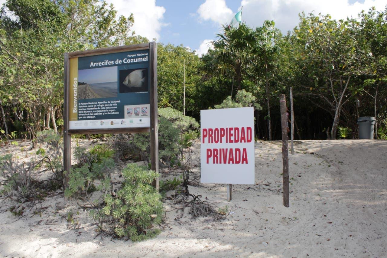 Denuncian ecocidio frente a los arrecifes de Palancar, Cozumel