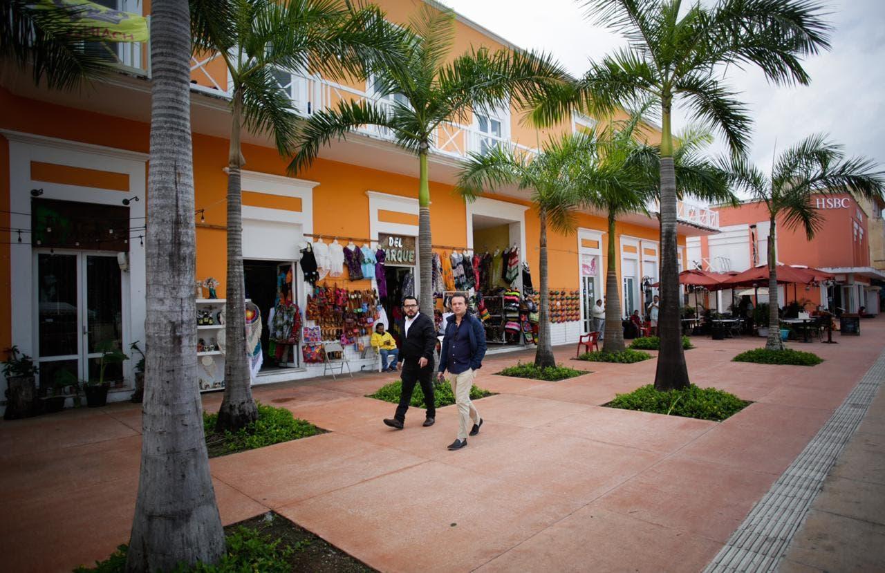 Fortalece Cozumel el desarrollo económico: Pedro Joaquín