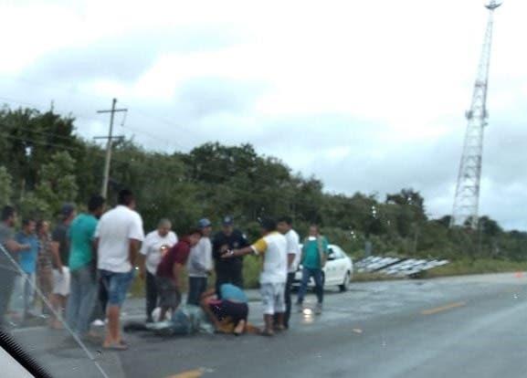 Frente frío deja un muerto en Chetumal