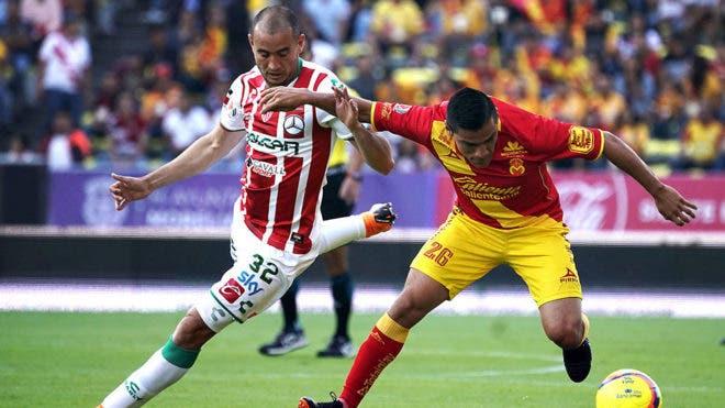 Liga MX: Ver en vivo Necaxa vs Morelia Jornada 4 del Clausura 2019