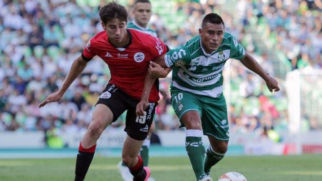 Liga MX: Ve en vivo Lobos BUAP vs Santos Jornada 1 Clausura 2019