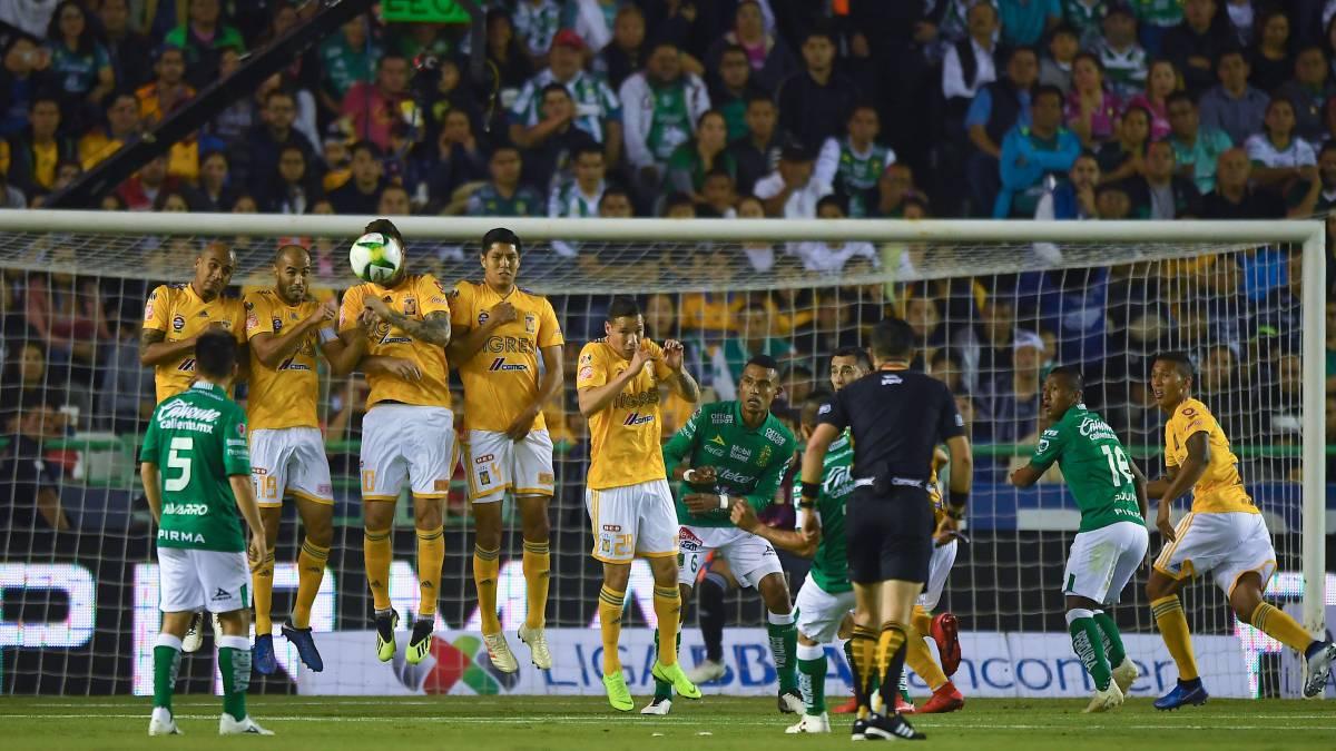Liga MX: León y Tigres empatan 2-2 en la Jornada 1 del Clausura 2019