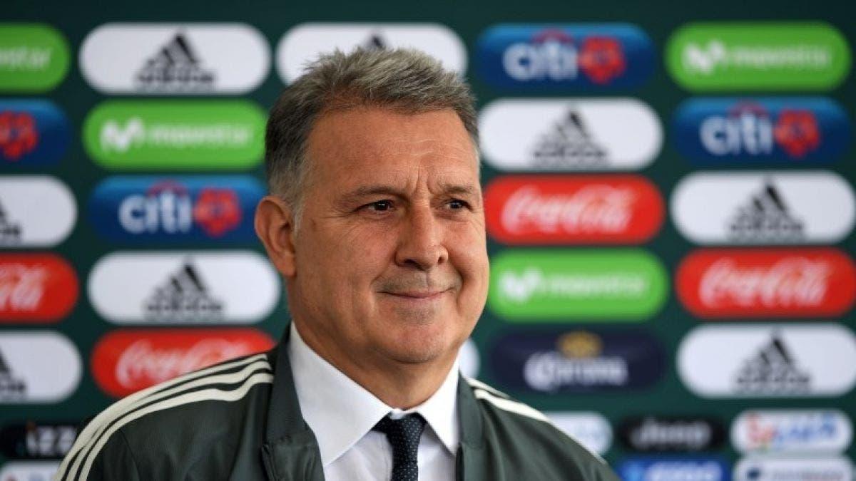 'Tata' Martino regresará a casa; México tendrá amistoso en Atlanta