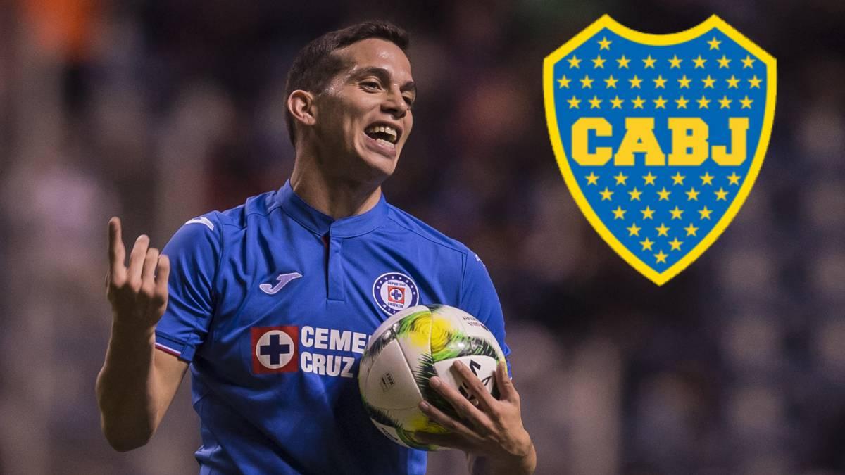 Liga MX: Iván Marcone dejaría Cruz Azul por irse a Boca Juniors