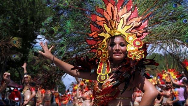 Reconocen a 3 carnavales de la península de Yucatán, entre los mejores del PAÍSv