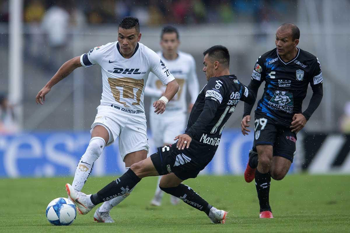Liga MX: Ver en vivo Pachuca vs Pumas Jornada 4 del Clausura 2019