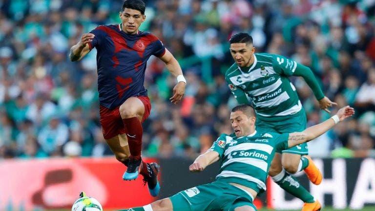 Liga MX: Santos derrota 1-0 a Chivas en la Jornada 4 del Clausura 2019