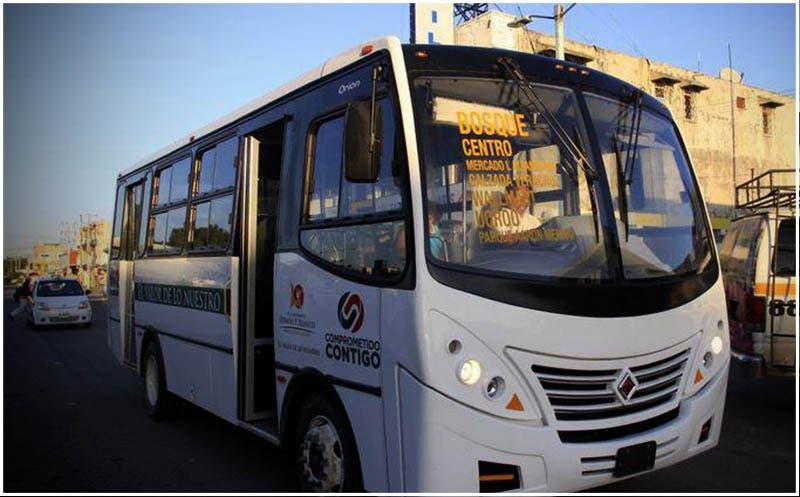 Servicio de transporte en Chetumal