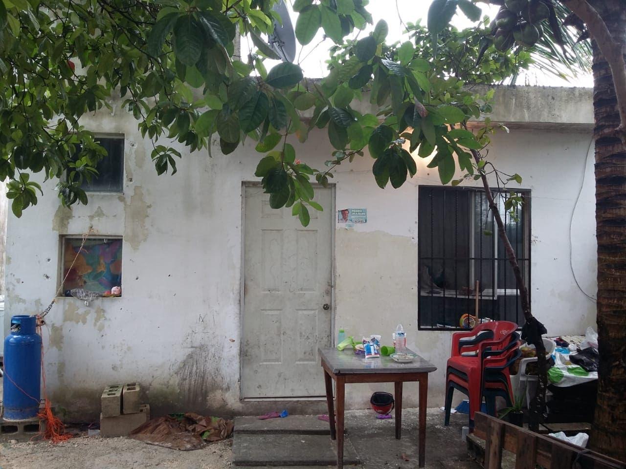 Rescatan a niño abandonado en una vivienda de Cozumel
