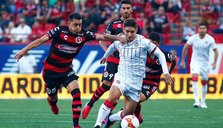 Liga MX: Ve en vivo Chivas vs Xolos Jornada 1 Clausura 2019