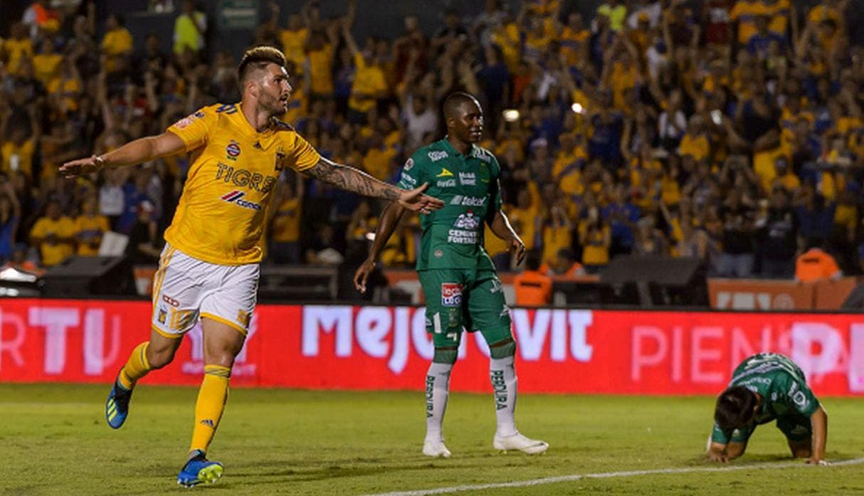Liga MX: Ve en vivo León vs Tigres Jornada 1 Clausura 2019
