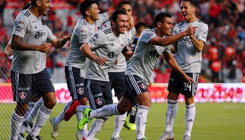 Liga MX: Atlas derrota de visita a Querétaro en la Jornada 1