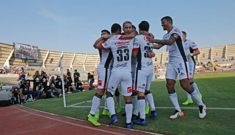 Liga MX: Lobos BUAP derrota a Santos en la Jornada 1 del Clausura 2019