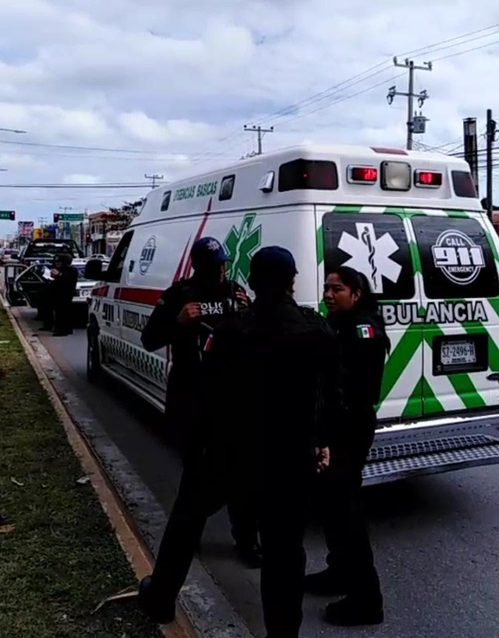 'Levantan', golpean y abandonan a un menor en la SM 61 de Cancún