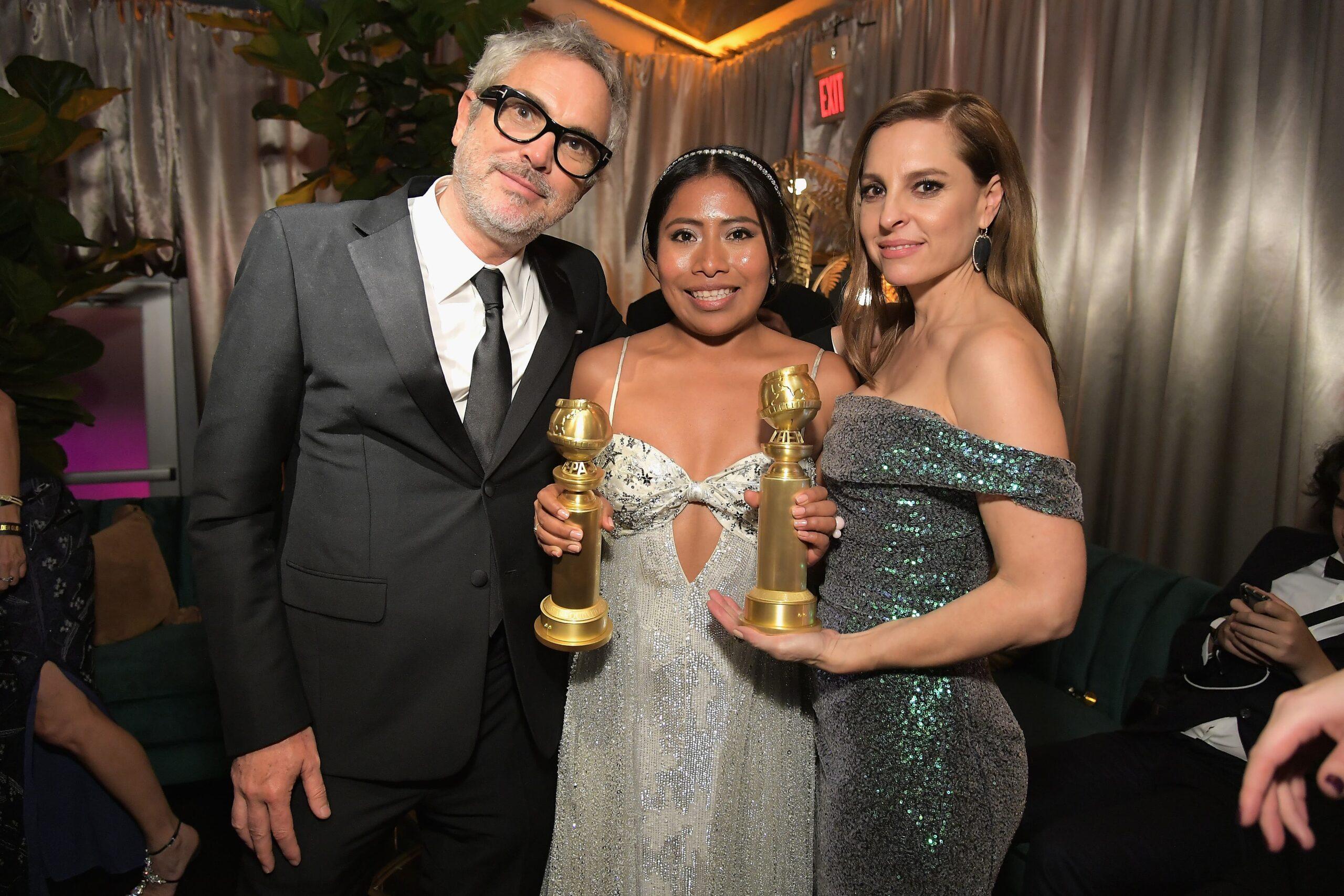 Vídeo: Tremenda revelación que hizo Alfonso Cuarón sobre Yalitza Aparicio