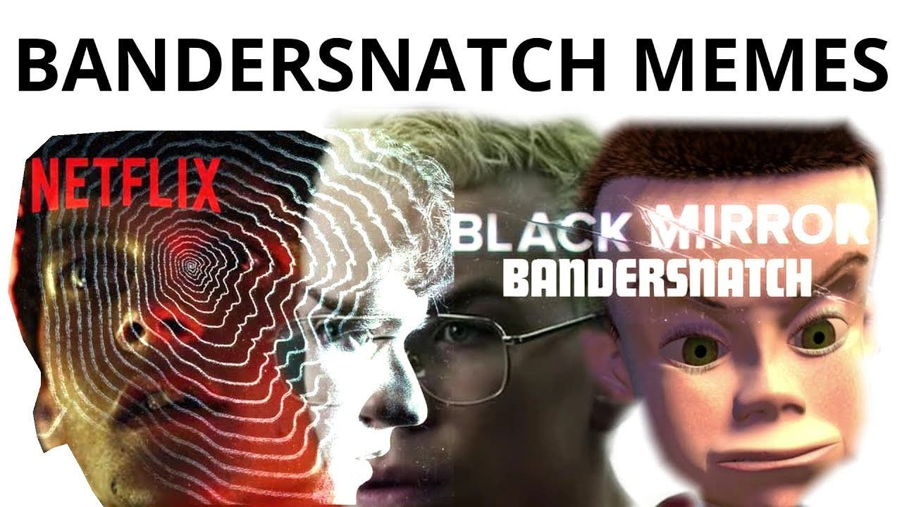 Los mejores memes de Black Mirror: Bandersnatch