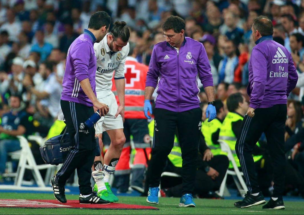 LaLiga: Gareth Bale enfrenta una nueva lesión
