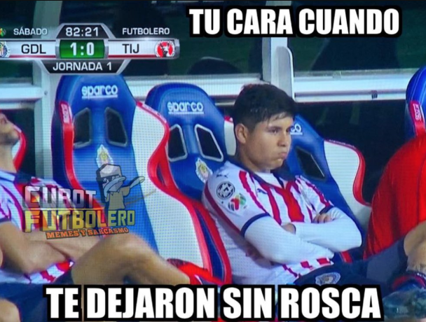 Liga MX: Chivas protagoniza memes tras victoria contra Xolos