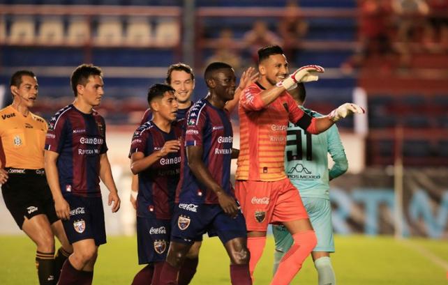 Atlante es líder del Clausura 2019 y acapara el 11 Ideal de la Jornada 1