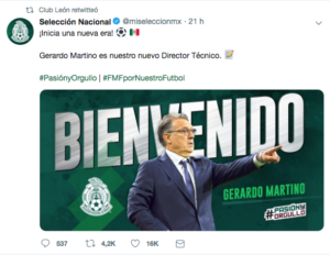 Liga MX: Así recibieron los equipos al 'Tata' Martino