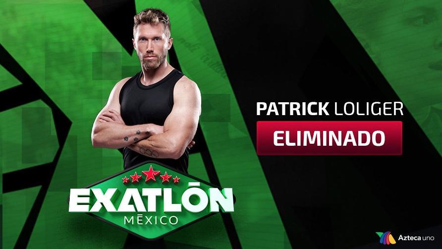 Patrick Loliger es eliminado de Exatlón y el público lamenta su partida