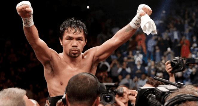 Manny Pacquiao reta a Floyd Mayweather a una pelea