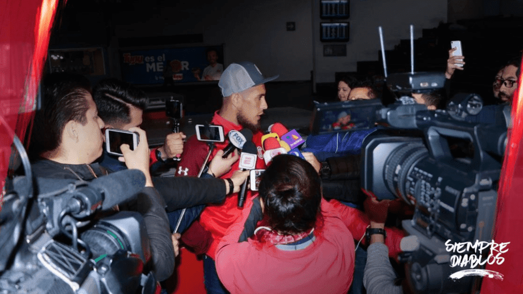 Liga MX: Jonatan Maidana ya llegó a México para reportar con Toluca