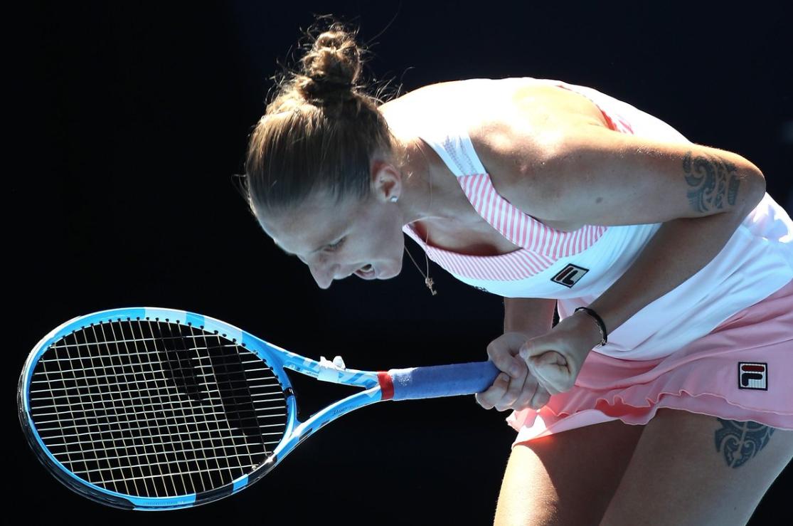Pliskova elimina a Williams del Abierto de Australia
