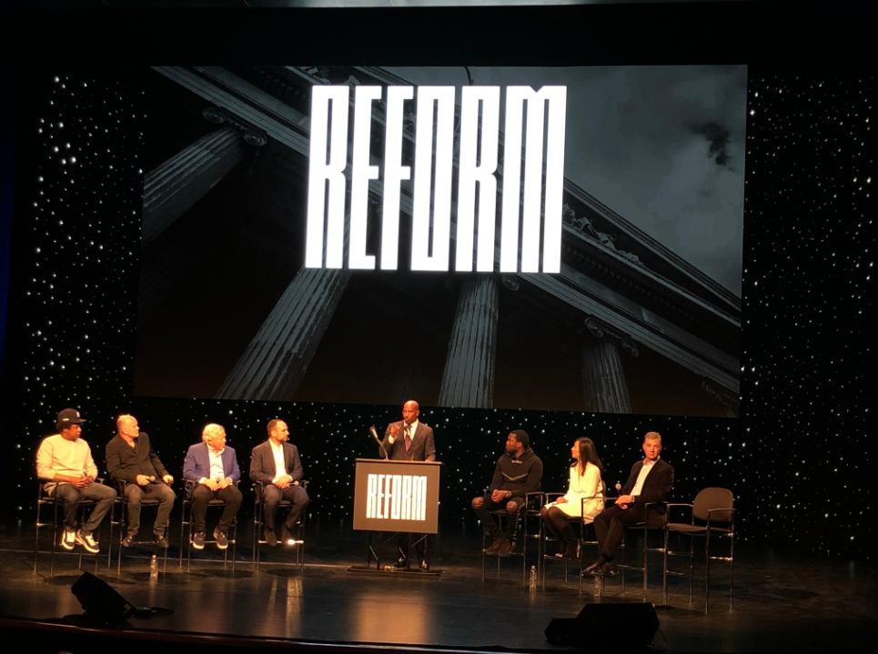 76ers, Pats, Nets y Jay-Z se unen a favor de la Justicia Penal