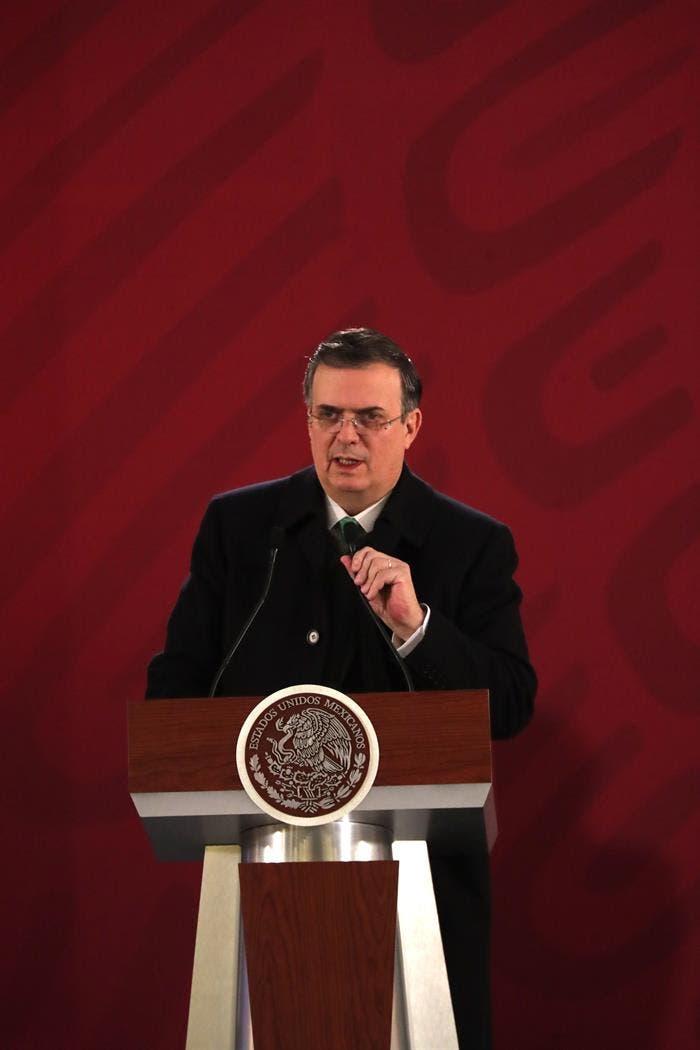 "Convoca México a ""paz y diálogo"" en Venezuela"