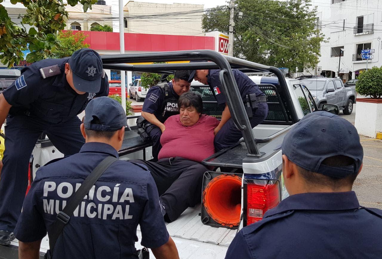 Detienen al empresario Carlos Sánchez en Playa del Carmen