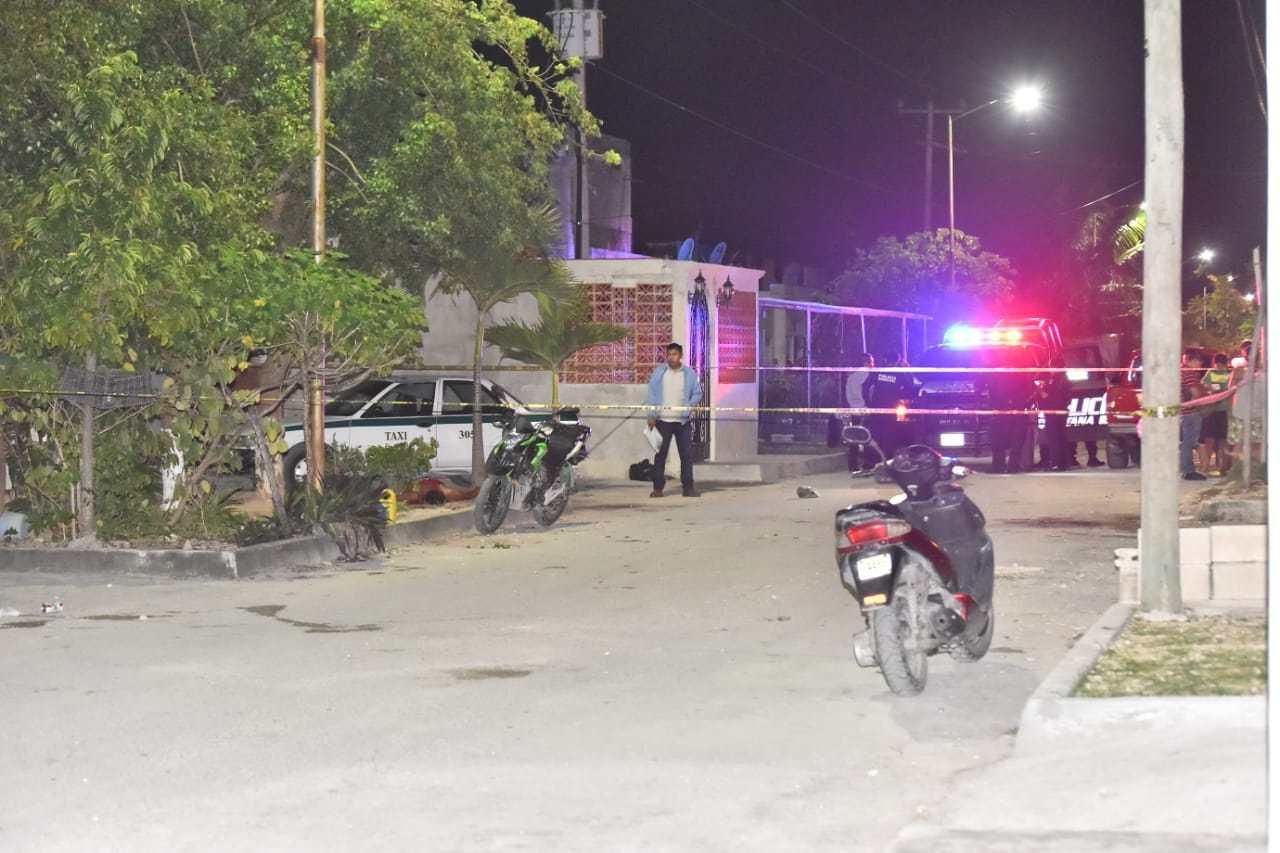 Doble ejecución en Azul Bonampak de Cancún
