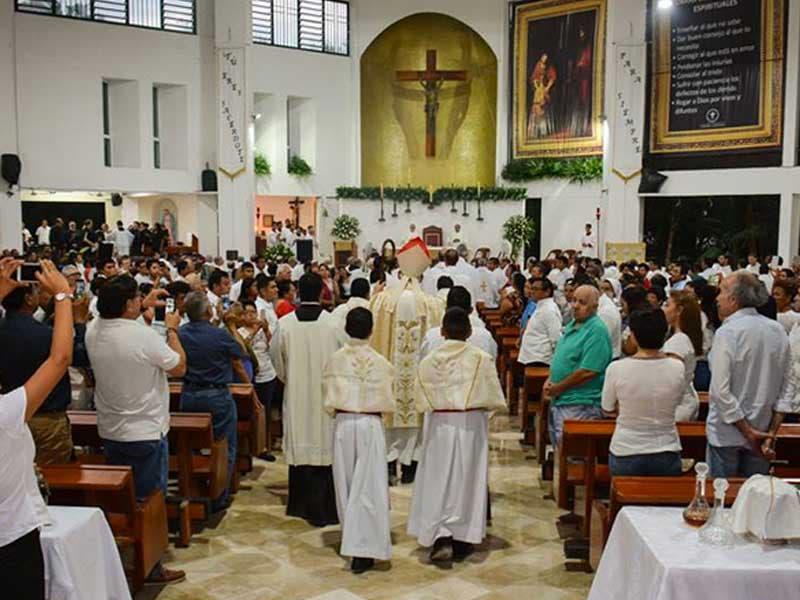 Iglesia católica no requiere masas de feligreses, sino creyentes