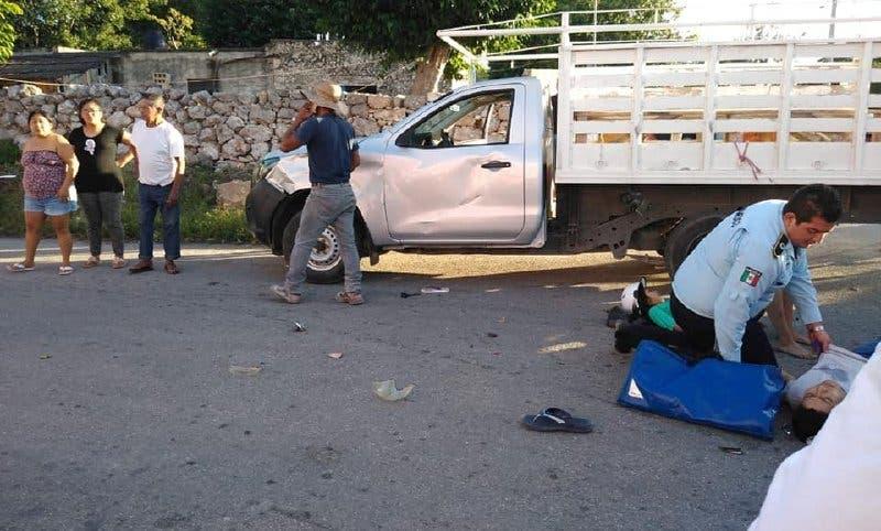 Exigen castigo contra conductor ebrio en Yucatán