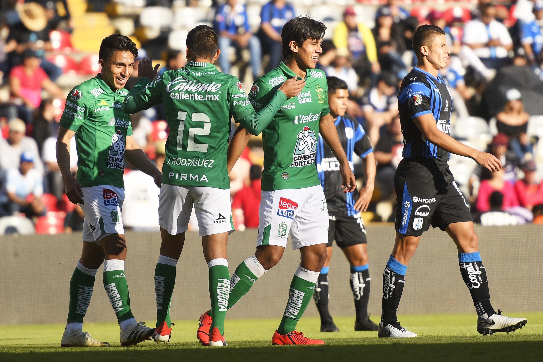Liga MX: León golea a Querétaro en la Jornada 4 del Clausura 2019